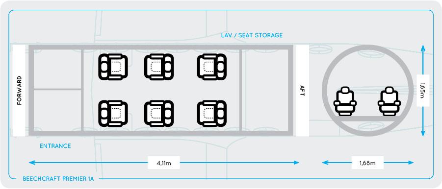beechcraft-premier-1a-seating